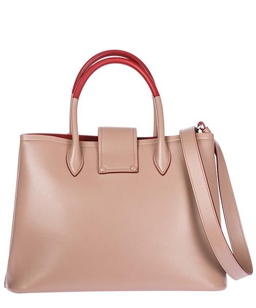 Borsa donna a mano shopping in pelle secondary image