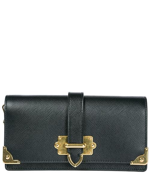 Clutch bags Prada 1ZH0442EJBF0002 nero