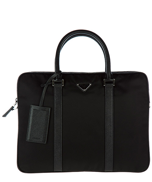 Notebooktasche Prada 2VE368064F0002 nero