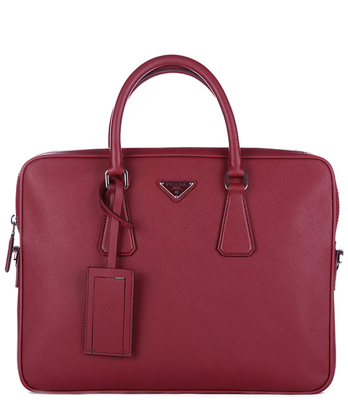 Notebooktasche Prada 2VE368 9Z2 F0041 rubino