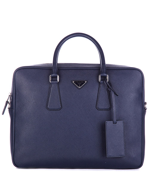 Computer bag Prada 2VE891 9Z2 F0216 baltico