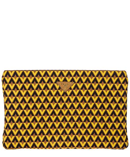 Clutch bags Prada BP0578 2AZ3 NEX giallo