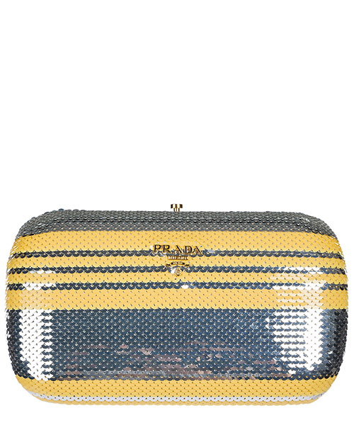 Clutch Prada BP494B 959 OIP giallo