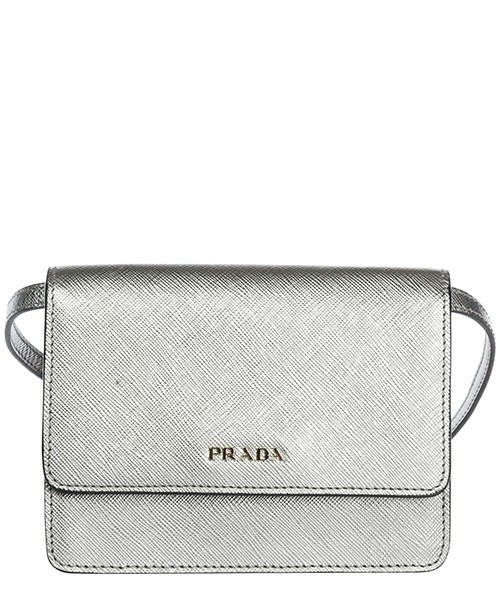 Women's leather cross-body messenger shoulder bag