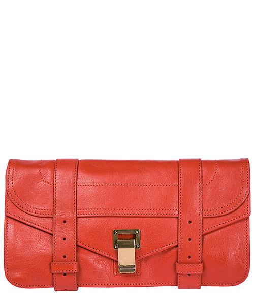 Клатч дамская сумочка in pelle