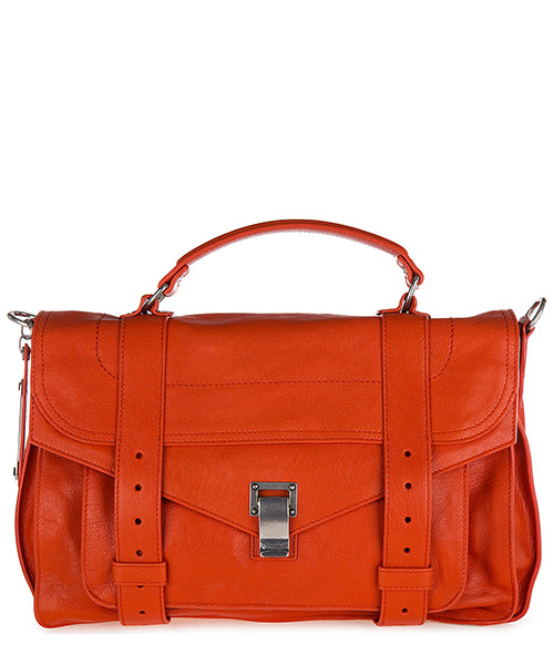 Sac à main Proenza Schouler H00002 L001E 3067 orange pepper