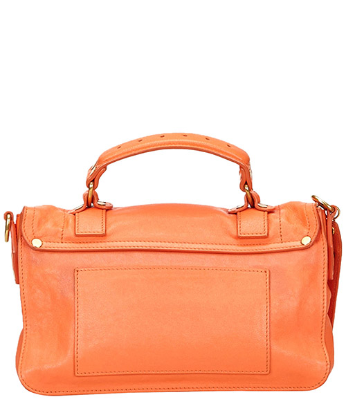 Women's leather shoulder bag secondary image