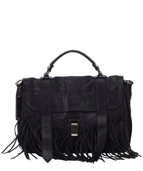 Handbags Proenza Schouler Pre-Owned 6HPZHB001 nero