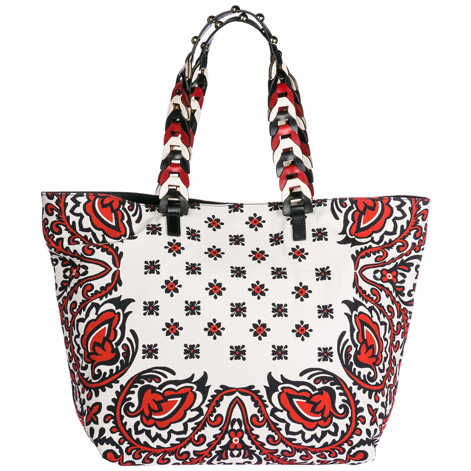 Borsa donna a spalla shopping bandhana