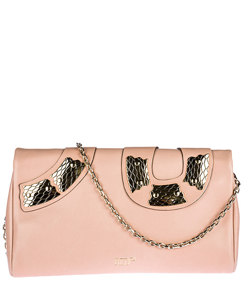 Women's clutch with shoulder strap handbag bag purse secondary image