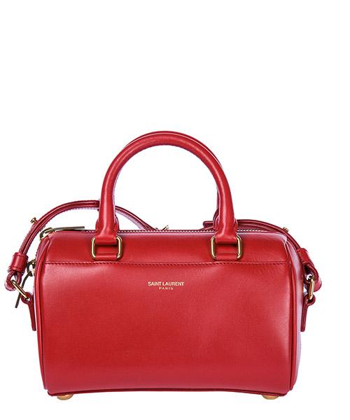 Crossbody bag Saint Laurent 355393C150J6525 rosso