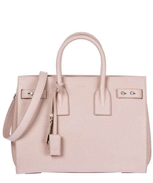 Handbag Saint Laurent 464960DTI0E6951 rosa