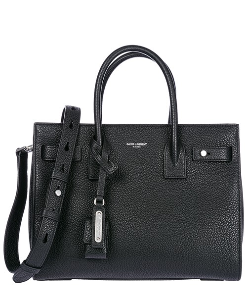 Handbag Saint Laurent 477477DTI0E1000 nero
