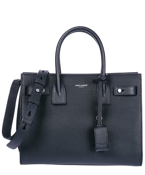 Handbag Saint Laurent 477477DTI0E4147 marine