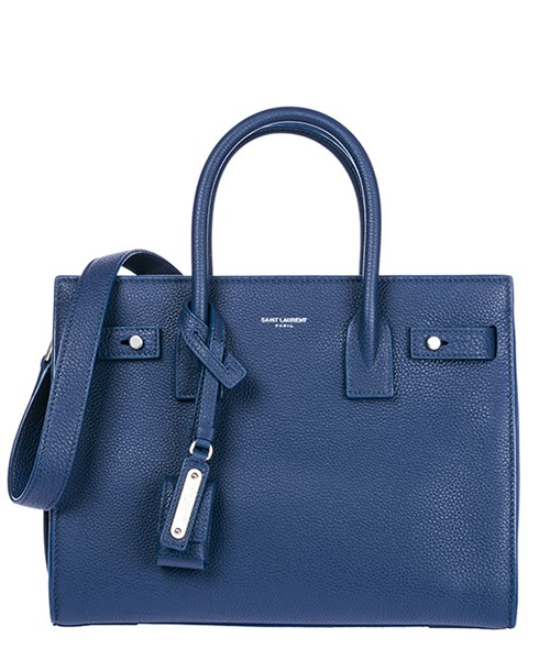 Handbag Saint Laurent 477477DTI0E4741 blu