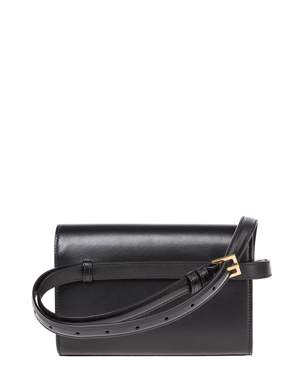 Women's leather belt bum bag hip pouch secondary image