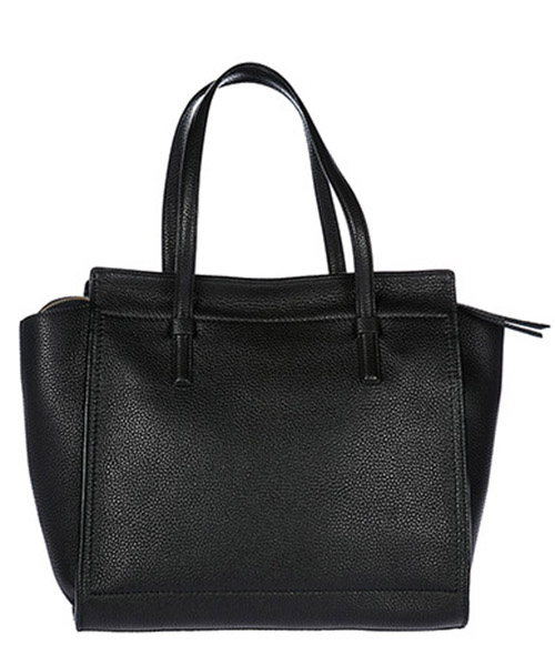 Women's leather shoulder bag tote secondary image