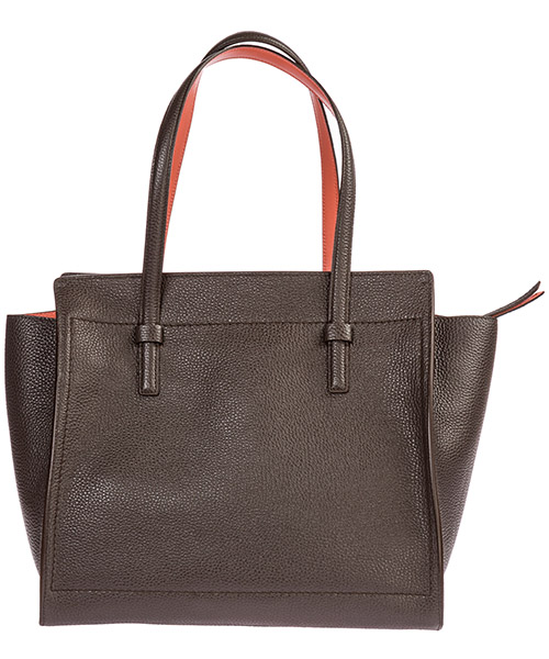 Women's leather shoulder bag amy secondary image