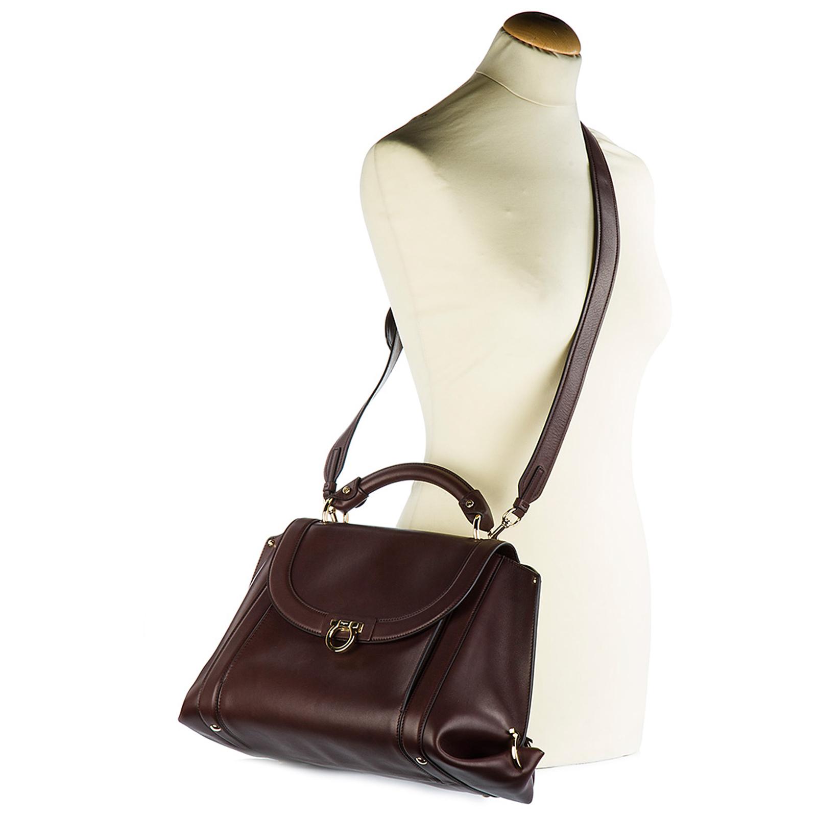 c58531b692 ... Women s leather handbag shopping bag purse soft sofia ...
