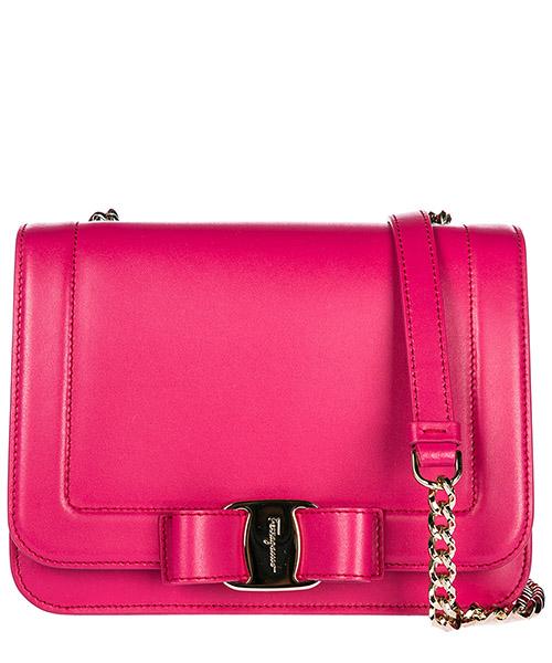 Crossbody bag Salvatore Ferragamo 21G877 685835 rosa