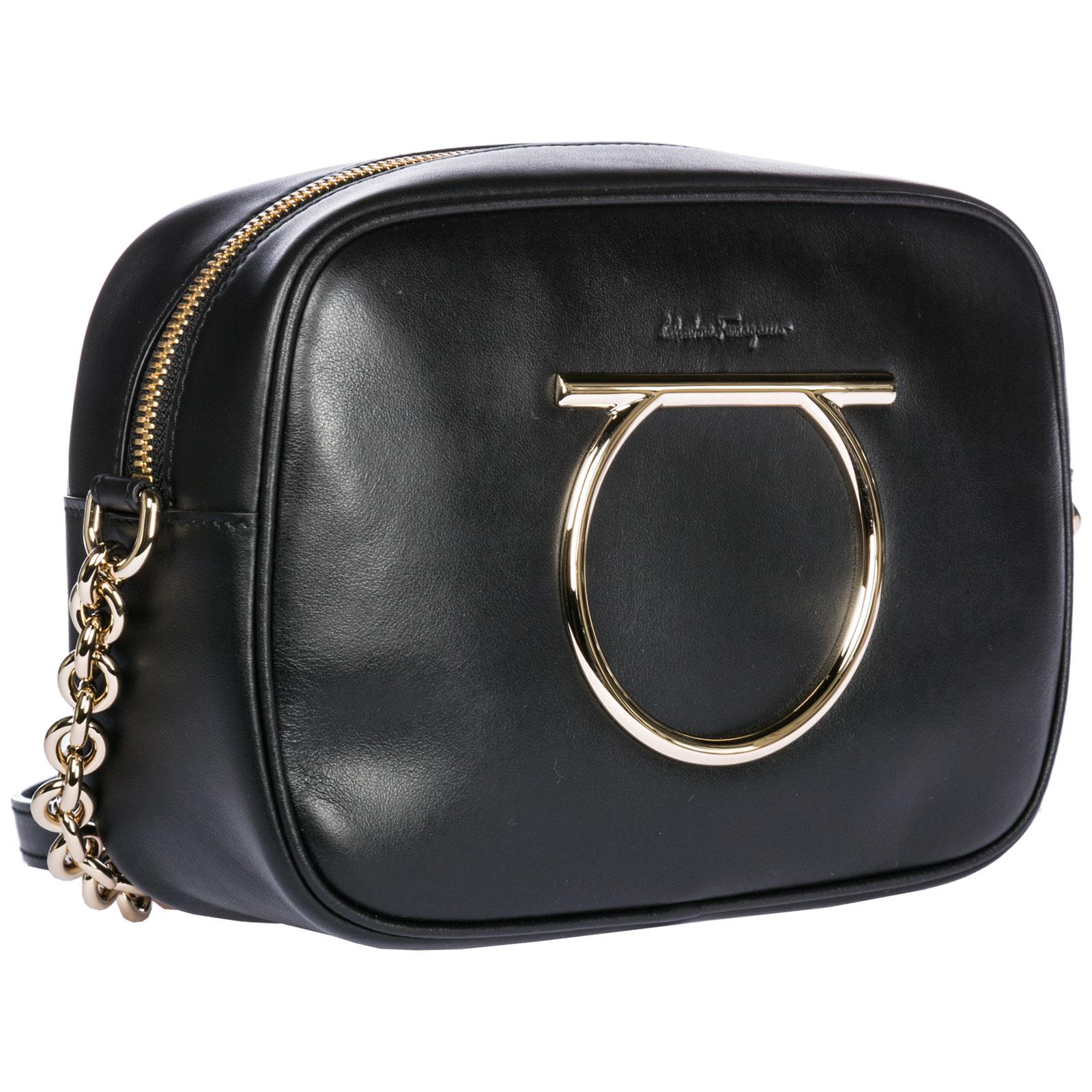 5c97195c4012 ... Women s leather cross-body messenger shoulder bag camera bag gancini ...