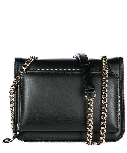 Women's leather cross-body messenger shoulder bag vara secondary image