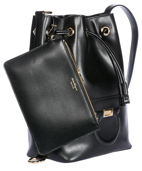 Наплечная сумка женская кожаная secondary image