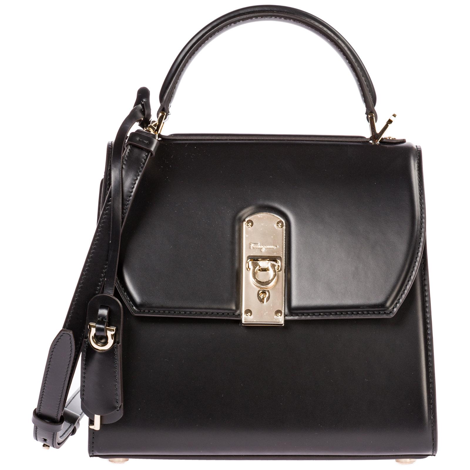 großer Verkauf am besten authentisch elegantes und robustes Paket Women's leather handbag shopping bag purse boxyz