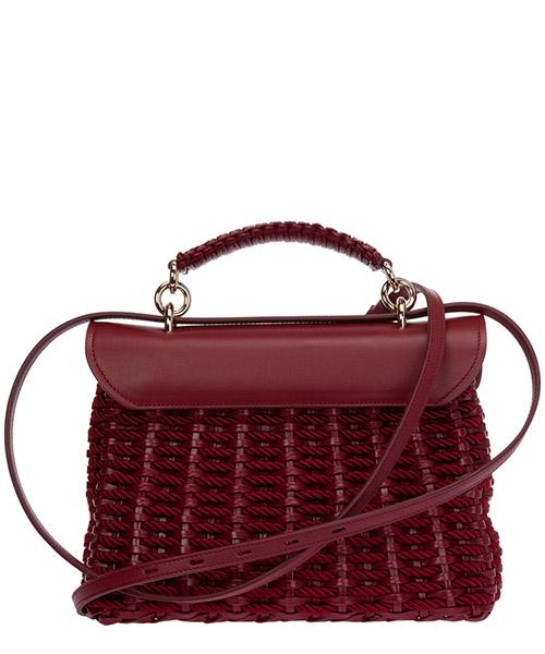 Leder handtasche damen tasche bag gancini secondary image