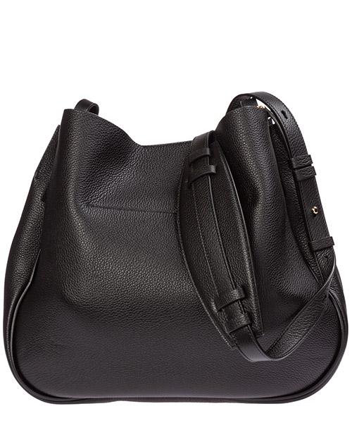 Women's leather shoulder bag gancini secondary image