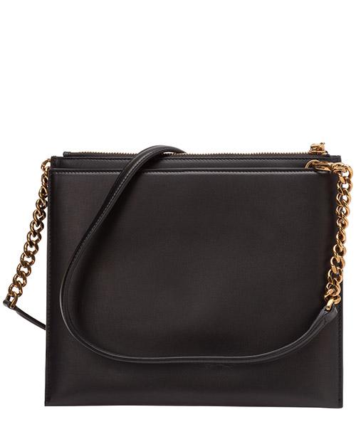 сумка через плечо женская кожаная trifolio secondary image