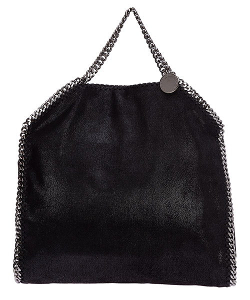 Borsa donna a mano shopping tote 3chain falabella fold over shaggy deer secondary image