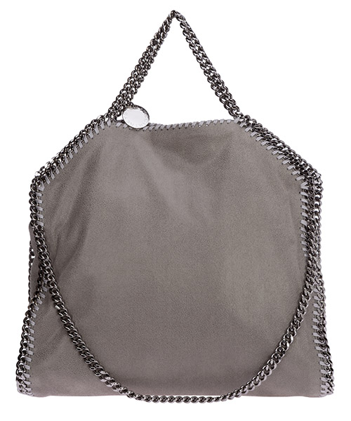 Handbags Stella Mccartney Falabella Fold Over 234387W91321220 grigio