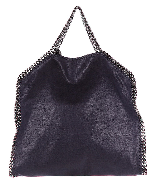 Sac à main Stella Mccartney Falabella Fold Over 234387W91324061 blu
