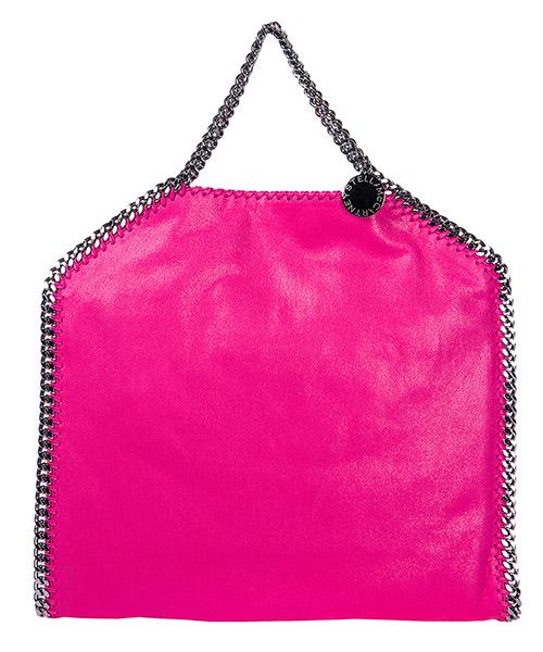 Handtasche Stella Mccartney 234387W91325600 rosa