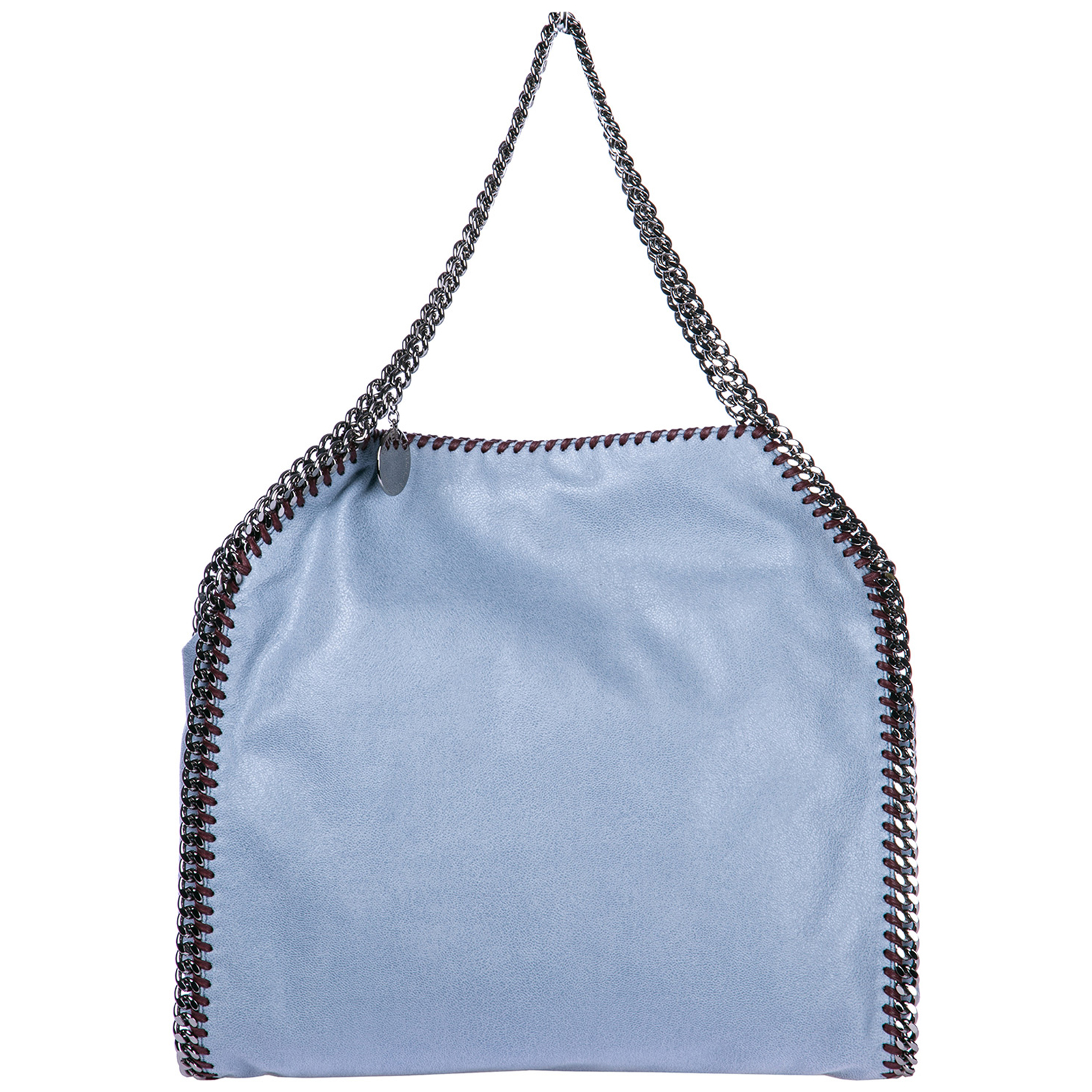 cbd6bee3b2 Stella Mccartney Women S Shoulder Bag Falabella Small Tote Shaggy Deer In  Blue
