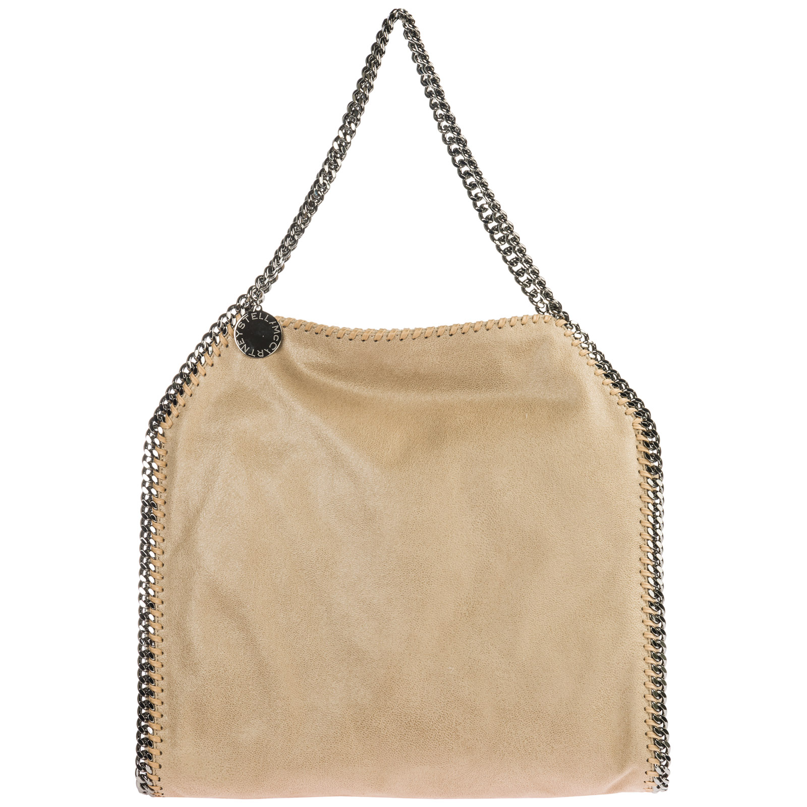 e9e6bfc176 Shoulder bag Stella Mccartney Falabella Small 261063W91329300 beige ...