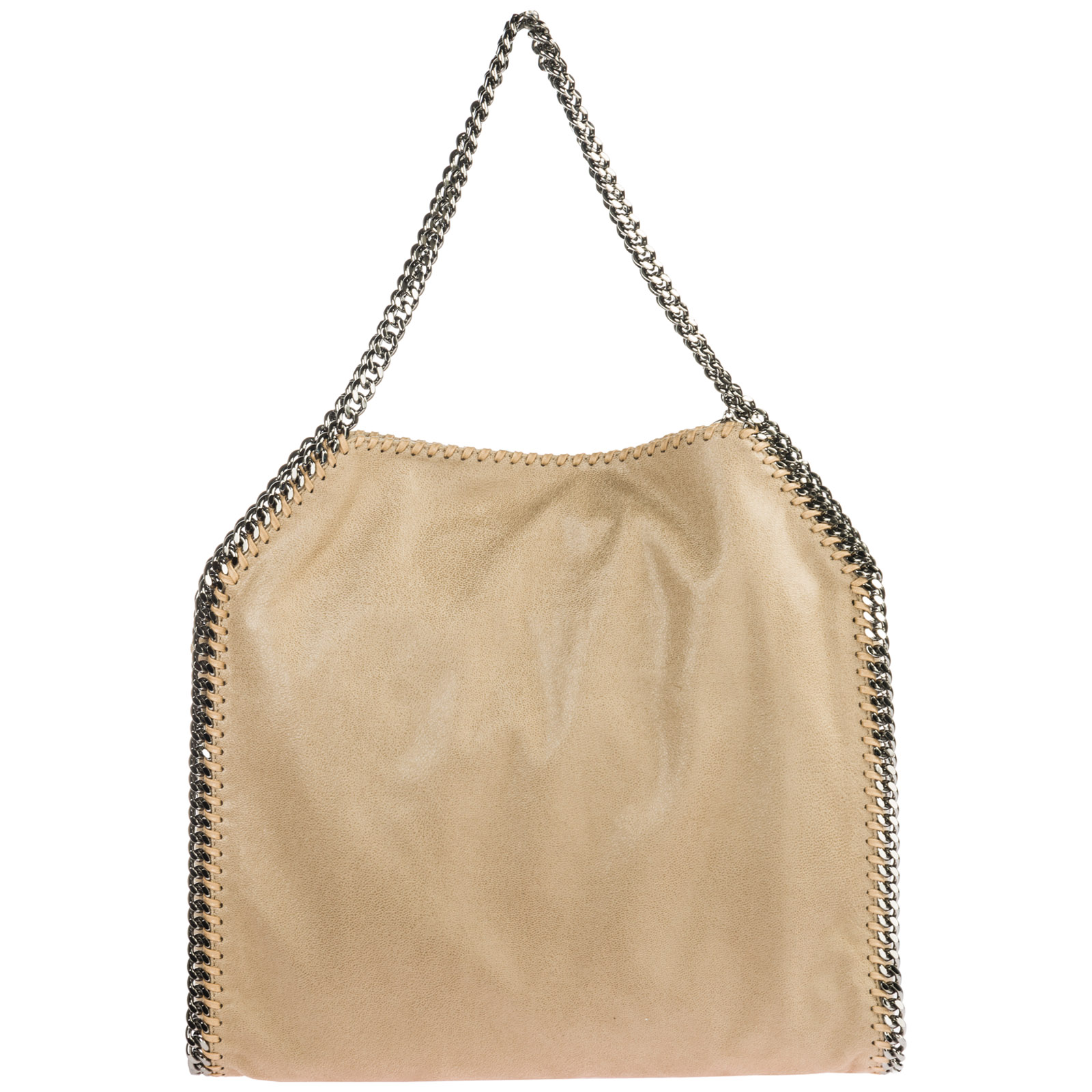 59e8869a05a49 Shoulder bag Stella Mccartney Falabella Small 261063W91329300 beige ...