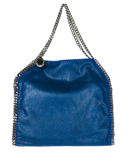Сумка на плечо Stella Mccartney Falabella Small 261063W91324040 blu