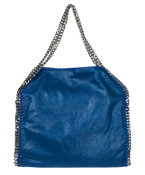Women's shoulder bag  falabella small tote shaggy deer secondary image