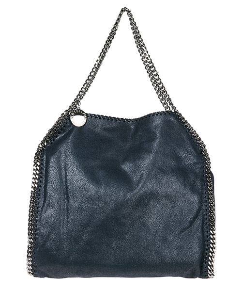 Shoulder bag Stella Mccartney Falabella Small 261063W91324061 blu