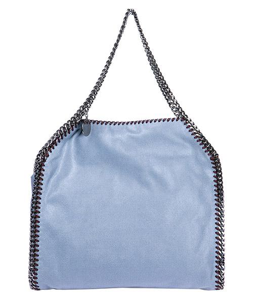 Handbags Stella Mccartney Falabella Small 261063W91324731 blu