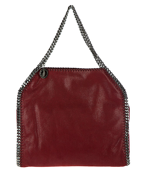 Borsa a spalla Stella Mccartney 261063 W9132 6261 ruby
