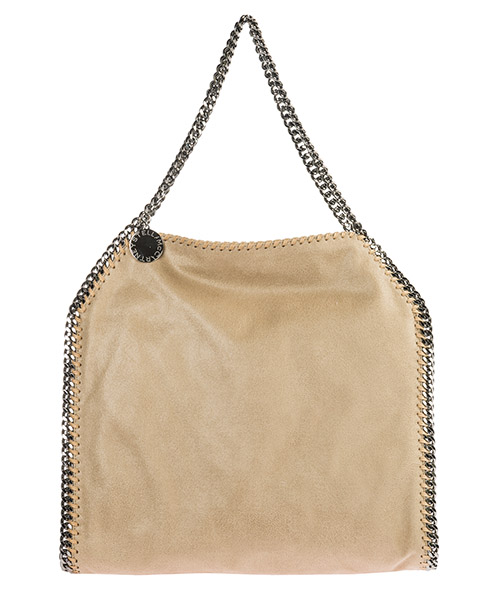 Shoulder bag Stella Mccartney Falabella Small 261063W91329300 beige