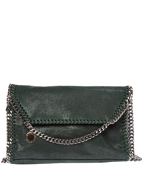 Shoulder bag Stella Mccartney Falabella Mini 364519W91323003 verde pino