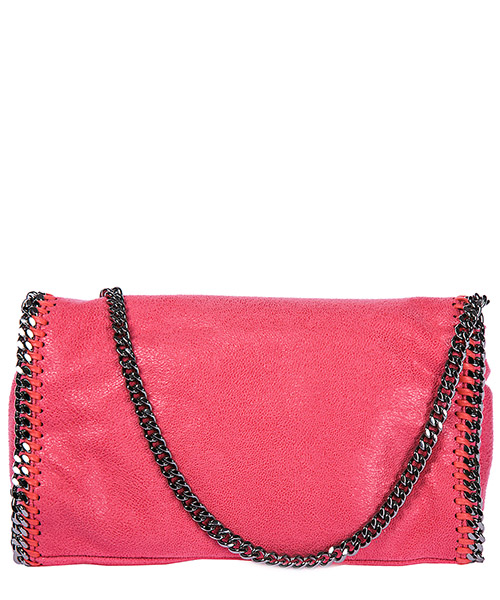 Women's shoulder bag  falabella mini shaggy deer secondary image