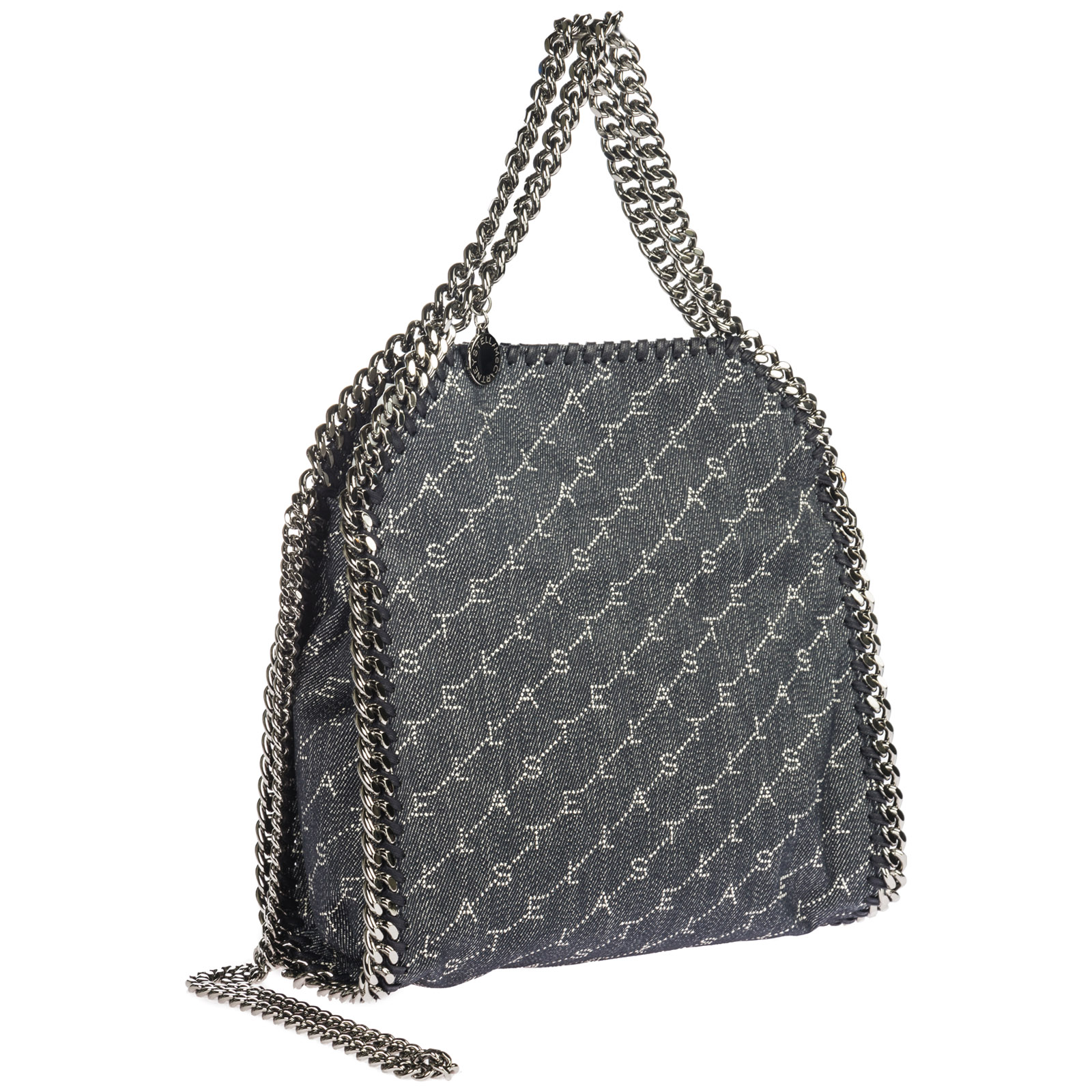 Borsa a mano Stella Mccartney Falabella Mini 371223W84684061 ink ... 370fa3de57e