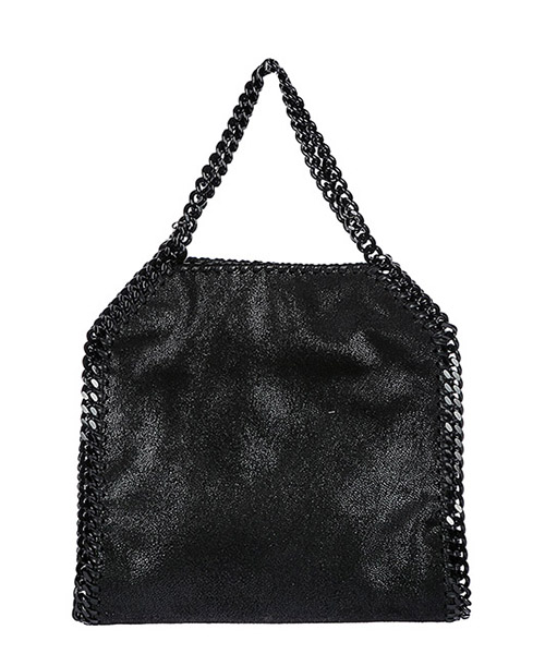 Borsa a mano Stella Mccartney falabella mini 371223w81801000 nero