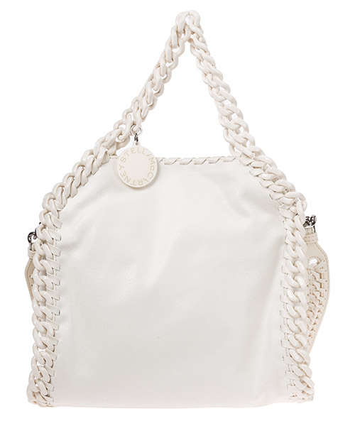 Handtasche Stella Mccartney Falabella Candy mini 371223W84769116 bianco