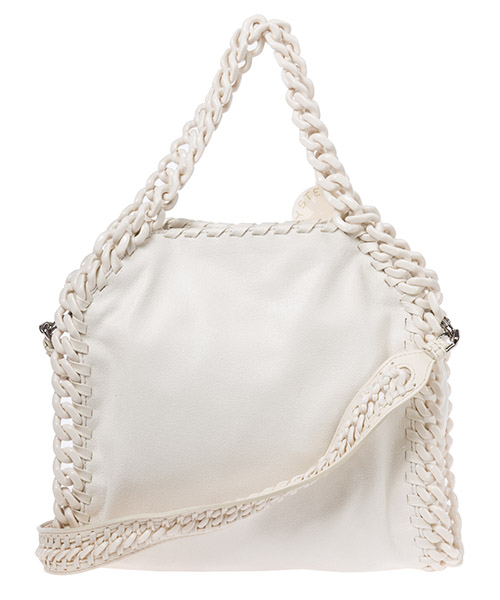 Handtasche damen tasche damenhandtasche bag tote falabella candy mini shaggy deer secondary image
